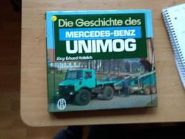 Die Geschichte des Mercedes- Benz  - Unimog