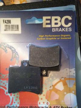 EBC- Bremsbeläge FA 298