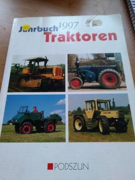 Jahrbuch Traktoren 1997 -  Podszun Verlag