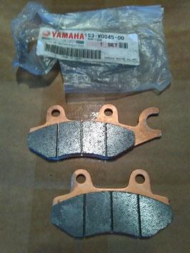Yamaha YFM 700R (06-12) vorne - Bremsbeläge in OVP
