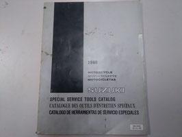 Suzuki Special Service Tools Catalog