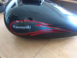 Kawasaki ZL 600 – Tank - Benzintank