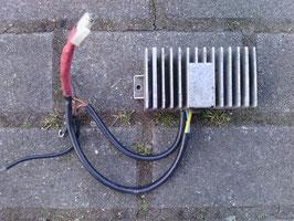 KTM ER 600 LC 4 - Regler