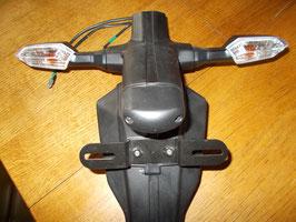 Kawasaki Z 1000 - Nummernschildhalter