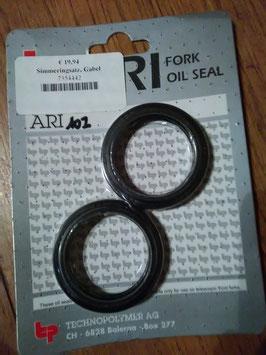 Ari 102- Simmerringe - Maße: 41x53x8/10,5 mm