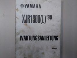 XJR 1300 L - Handbuch