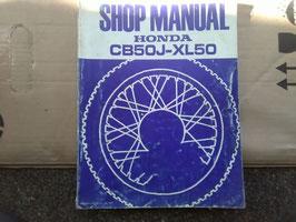 Honda CB 50 J / XL 50