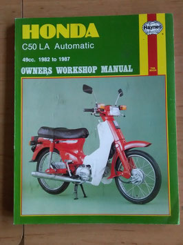 Honda C 50 - LA - Automatic
