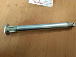 Honda NTV 650 -  originale Hinterrad Achse