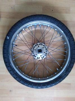 Honda CB 500/550/ 750 Four - vorderes Speichenrad *