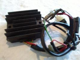 KTM 900 – Regler/ Gleichrichter
