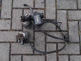 Yamaha XZ 550 - originale vordere Bremsanlage