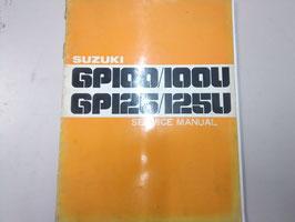 GP 100 (U) / 125 (U) - Handbuch