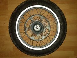 Honda XL 250 S - Hinteres Speichenrad*
