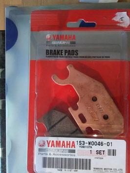 Yamaha YFM 700 R, hinten - Bremsbeläge