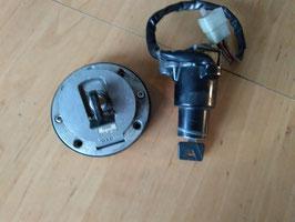 Yamaha FZR 1000 (3LE) - Schlosssatz / Zündschloß mit Schlüssel & Tankschloß mit Schlüssel