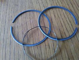 Yamaha DT 125 (92-95) – Kolben Ringe (+0,25) 1.Übermaß