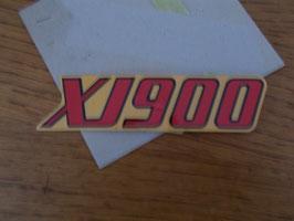 Yamaha XJ 900 – originaler Aufkleber