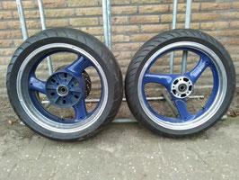 Suzuki GSxR 1100 – originaler Rädersatz