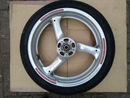 Suzuki GSxR 750 – Vorderrad 17 Zoll