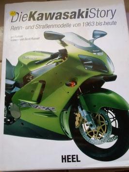 Die Kawasaki Story - Renn + Straßenmodelle von 1963 bis heute (2000)