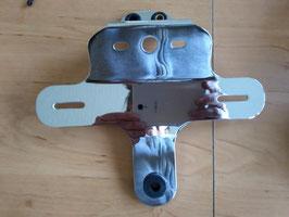 Universaler Nummernschildhalter - Cafe Racer, Chopper, Umbauten