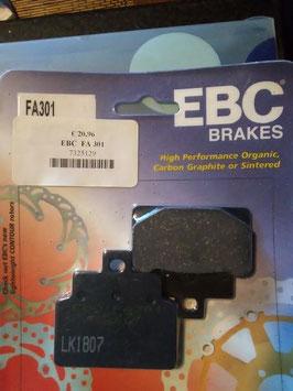 EBC- Bremsbeläge FA 301