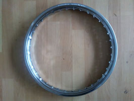 Sanremo Italy - Motorrad Stahl Felge  - 1,5x17  - 36 Speichen