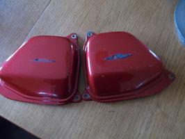 Honda CJ 250 T - Seitenteile