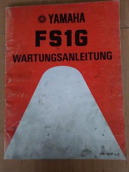 Yamaha FS 1 G  - Parts-List