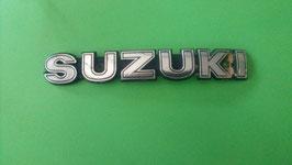 Suzuki - originale Tank-Embleme im 2er Set