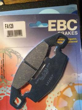 EBC- Bremsbeläge FA 129