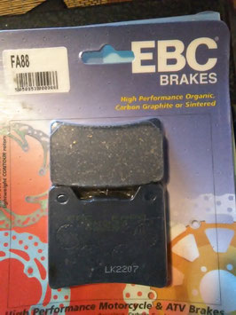 EBC- Bremsbeläg FA 88