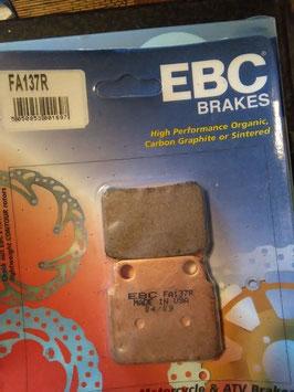 EBC- Bremsbeläge FA 137 R