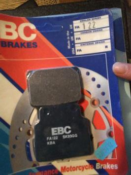EBC- Bremsbeläg FA 122