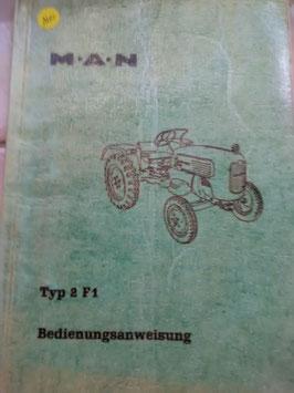 M A N Typ 2 F1