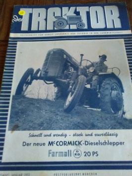 Der Traktor - Der neue Mc Cormick - Dieselschlepper