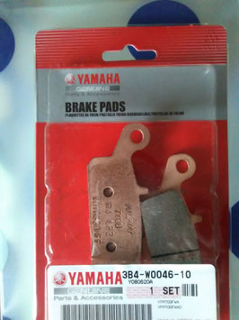 Yamaha Quad YFM 700, vorne - Bremsbeläge