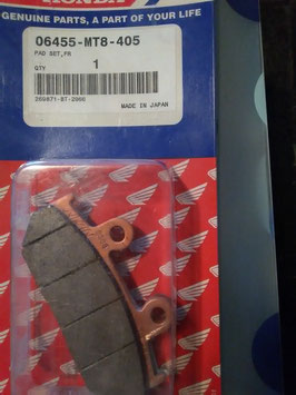 06455 – MT8 - 405 - Bremsbeläge in OVP