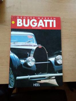 Große Marken - Bugatti  - von H.G. Conway