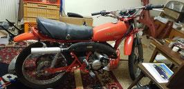Kawasaki KE 125 – Restaurationsobjekt , Oldtimer, Classic Racer