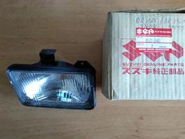 Suzuki DR 125 ('97-'02) - DR 350 (90-99) - Scheinwerfer - Einsatz