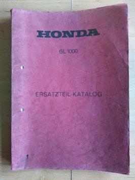 Honda GL 1000 - Ersatzteile-Katalog