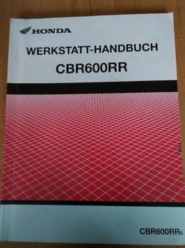 Honda CB 900 F2 - Werkstatt-Handbuch