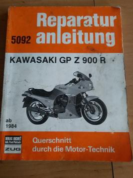 Kawasaki GP Z 900 R (ab '84) - Reperaturanleitung