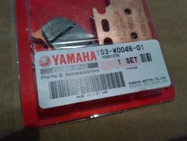 Yamaha YFM 700R- originale Bremsbeläge