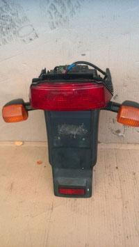 Honda CB 450 S – Heckteil/ Nummernschildhalter
