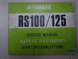 RS 100/125 - Handbuch