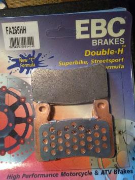 EBC- Bremsbeläge FA 265 HH