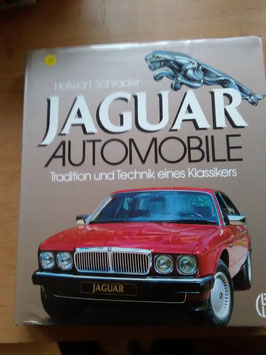 Jaguar Automobile -  Tradition und Technik eines Klassikers